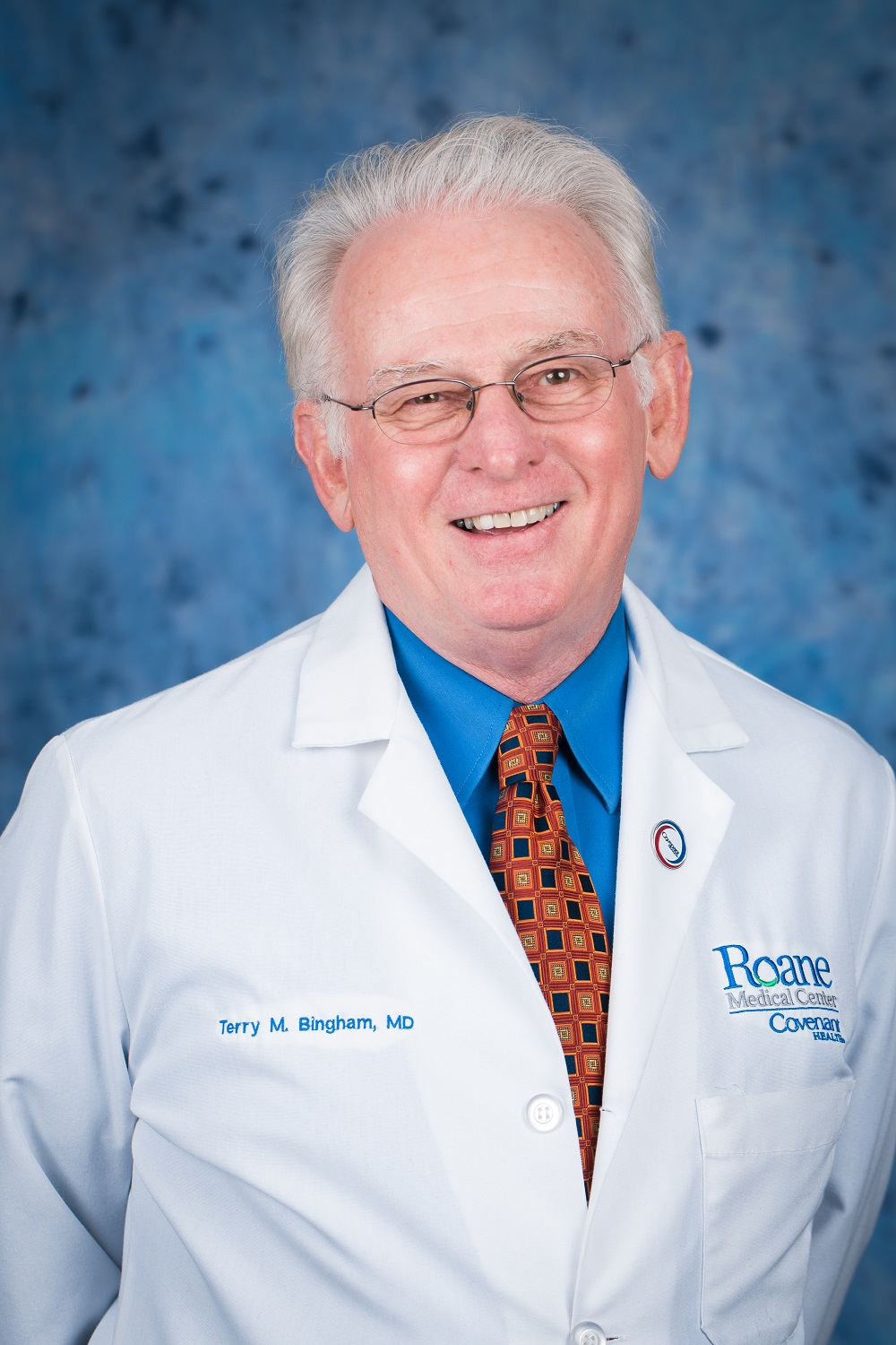 Terry M. Bingham, MD, FACS of the Surgical Team at Roane Surgical Group